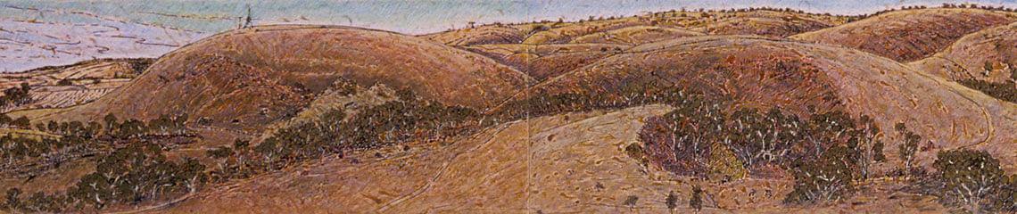 Ken Orchard Above old kitticoola
