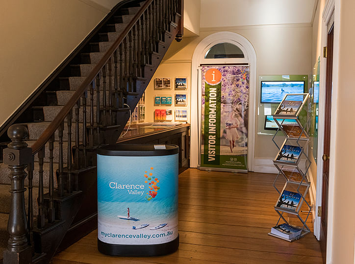 Tourism Information Hub