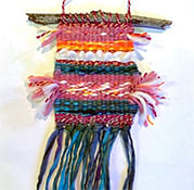 Kerrie Bowles weaving worksheet